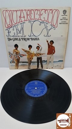 Quarteto Em Cy - The Girls From Bahia (Mono)