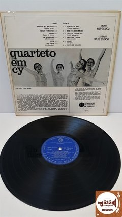 Quarteto Em Cy - The Girls From Bahia (Mono) - comprar online