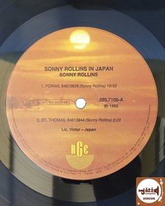 Sonny Rollins - Sonny Rollins In Japan na internet