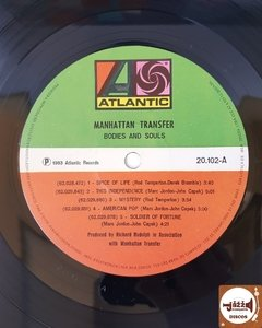 The Manhattan Transfer - Bodies And Souls na internet