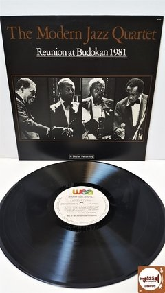 The Modern Jazz Quartet - Reunion At Budokan