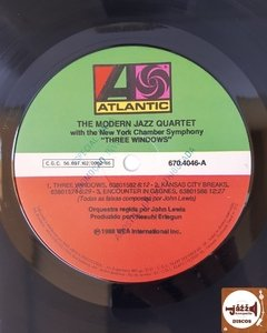 The Modern Jazz Quartet - Three Windows - Jazz & Companhia Discos