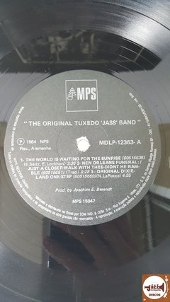 The Original Tuxedo 'Jass' Band - (Capa Dupla) - Jazz & Companhia Discos