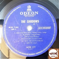 The Shadows - The Shadows (1964/Odeon) - Jazz & Companhia Discos