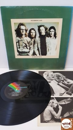 Wishbone Ash - Four (Import. EUA c/ encarte)