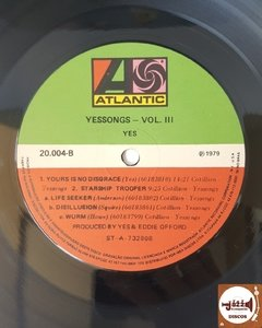 Yes - Yessongs na internet