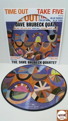 Dave Brubeck - Time Out (Picture Disc/Novo/Importado) - comprar online