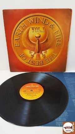 Earth Wind & Fire - The Best Of Vol. 1 (Capa dupla c/ encarte)