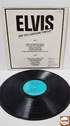 Elvis Presley - Are You Lonesome Tonight (Import. UK) - comprar online