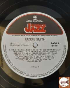 Gigantes Do Jazz - Bessie Smith - loja online