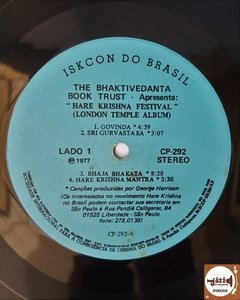 Hare Krishna Festival - London Temple Album (George Harrison) na internet