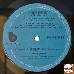 Jimmy Smith - A New Sound...A New Star (Blue Note) - Jazz & Companhia Discos