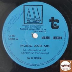 Michael Jackson - Music And Me / Happy - comprar online