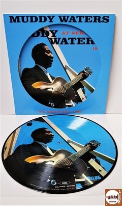Muddy Waters - At Newport 1960 (Picture Disk/Novo/180g) - comprar online