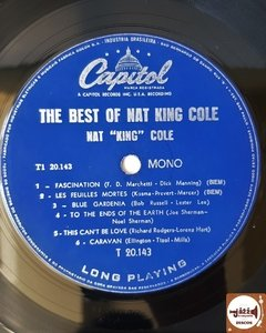 Nat King Cole - The Best Of Nat King Cole - Jazz & Companhia Discos