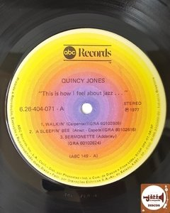 Quincy Jones - This Is How I Feel About Jazz na internet