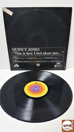 Quincy Jones - This Is How I Feel About Jazz - comprar online