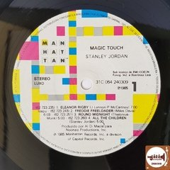 Stanley Jordan - Magic Touch - Jazz & Companhia Discos