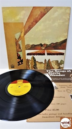 Stevie Wonder - Innervisions (Imp. EUA / Orig. Press)