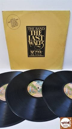 The Band - The Last Waltz (Triplo/Com encartes)