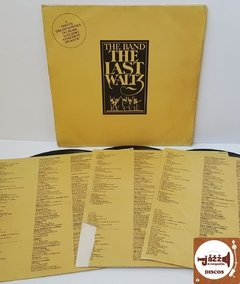 The Band - The Last Waltz (Triplo/Com encartes) na internet
