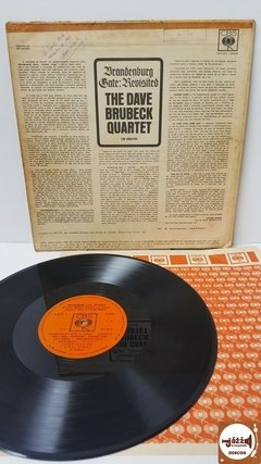The Dave Brubeck Quartet - Brandenburg Gate: Revisited (1963/Mono) - comprar online