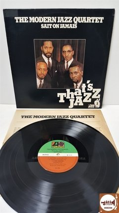 The Modern Jazz Quartet - Sait On Jamais (c/ encarte)