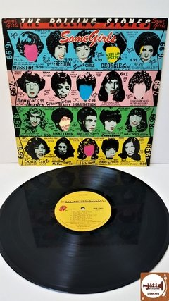 The Rolling Stones - Some Girls (Importado/Capa vazada)