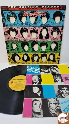 The Rolling Stones - Some Girls (Importado/Capa vazada) - comprar online
