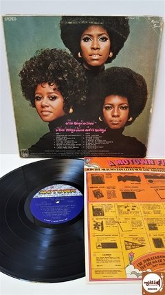 The Supremes - New Ways But Love Stays (Imp. EUA / Capa Vazada c/ Encarte Motown) - Jazz & Companhia Discos
