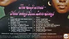 The Supremes - New Ways But Love Stays (Imp. EUA / Capa Vazada c/ Encarte Motown) na internet