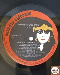 Traditional Jazz Band - Traditional Jazz Band - Vol. III - Jazz & Companhia Discos