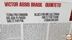 Victor Assis Brasil - Victor Assis Brasil Quinteto (1979 - Capa Dupla) - Jazz & Companhia Discos