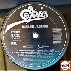 Michael Jackson - Smooth Criminal (Import. EUA/Special Single Mix) na internet