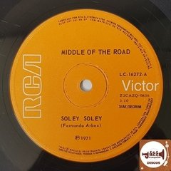Middle Of The Road - Soley Soley / To Remind Me (1971) - Jazz & Companhia Discos