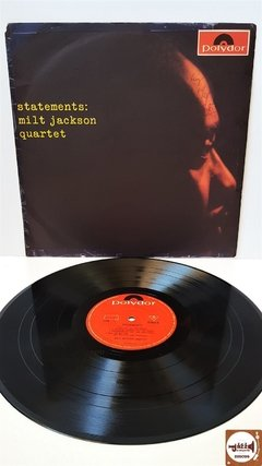 Milt Jackson Quartet - Statements
