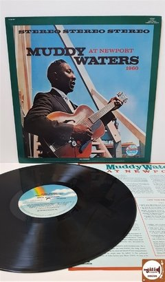 Muddy Waters - At Newport 1960 (c/ encarte / Blues Anthology) - comprar online