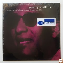 "Sonny Rollins - A Night At The ""Village Vanguard"" (Blue Note / Lacrado)"