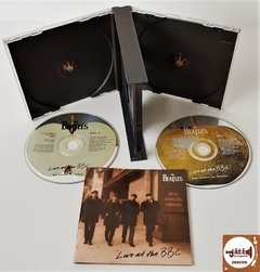 The Beatles - Live At The BBC (2xCD / MONO) - comprar online