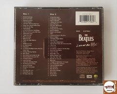 The Beatles - Live At The BBC (2xCD / MONO) - Jazz & Companhia Discos