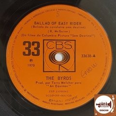 The Byrds - Ballad Of Easy Rider / Wasn't Born To Follow