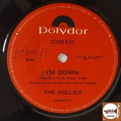The Hollies - I'm Down /  Hello Lady Goodbye (1975)