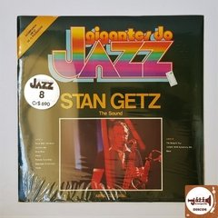 Gigantes Do Jazz - Stan Getz (Lacrado!)