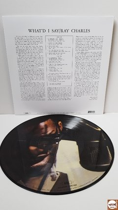 Ray Charles - What'd I Say (Novo/Picture Disc) na internet