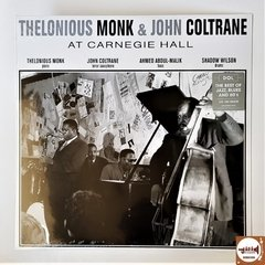 Thelonious Monk & John Coltrane - At Carnegie Hall (Lacrado)
