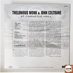 Thelonious Monk & John Coltrane - At Carnegie Hall (Lacrado) na internet