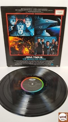 Trilha Sonora - Star Trek III: The Search For Spock - comprar online