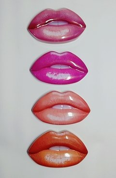 SET DE LABIAL - HUNA BEAUTY . en internet
