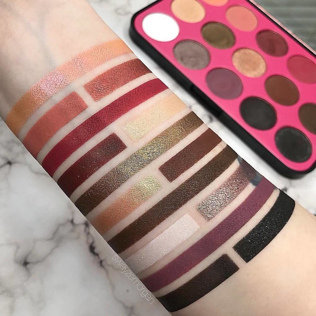 Bh Cosmetics Glam Reflection Lamour Sombras