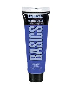 Acrílico Liquitex Basics 118 ml Azul ultramar